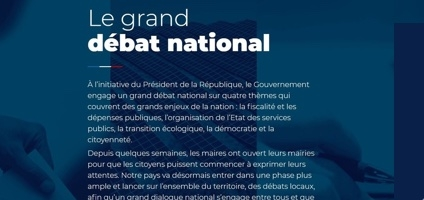 Contribution de la FNMR au grand débat national